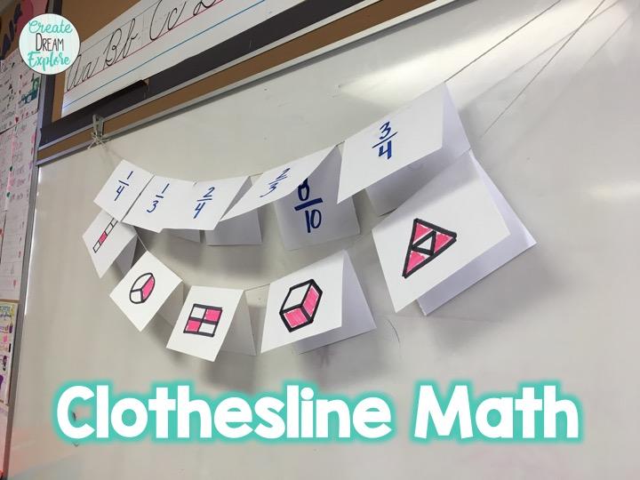 fractions lesson ideas middle grades