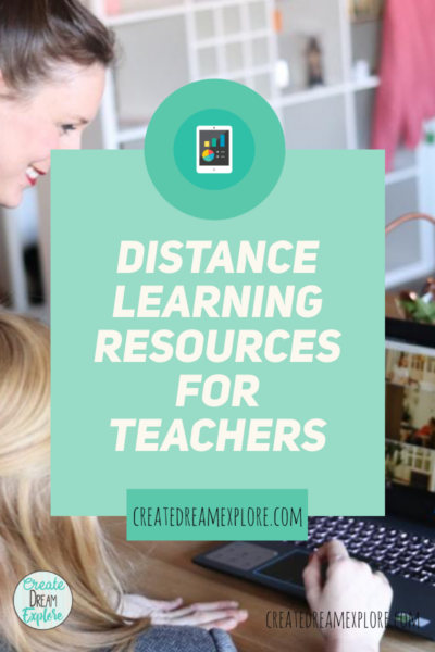 Distance Learning Resources for Teachers digital activities google classroom