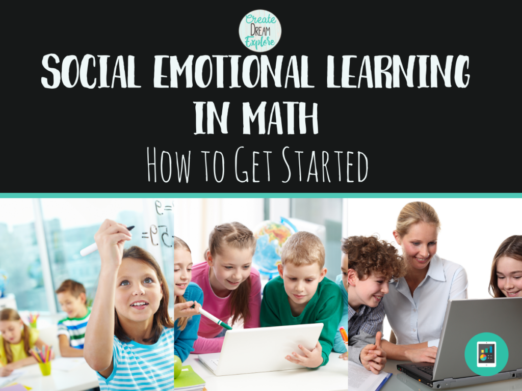 Social emotional learning in math
