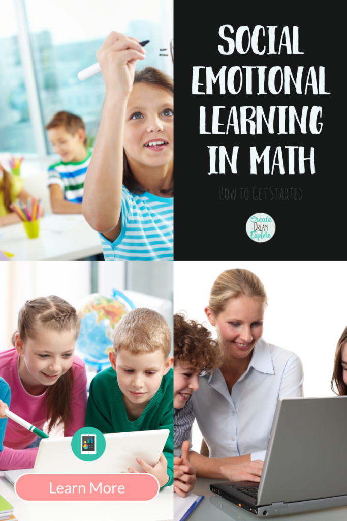 Social emotional learning in math attitudes and interest survey