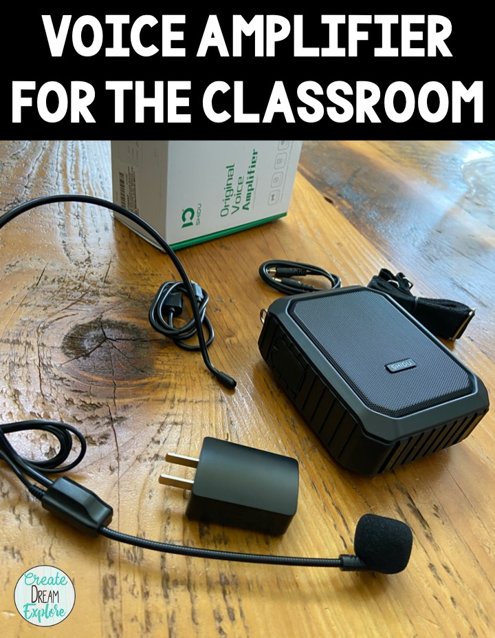 Voice Amplifier for the classroom