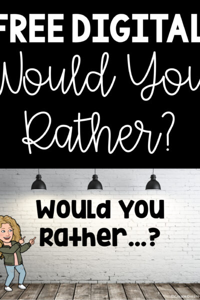 would you rather for the classroom